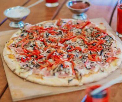 Pizzeria – nowy cennik 2021